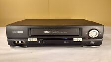 RCA VR639HF VHS VCR Player -TESTED & WORKS GREAT-