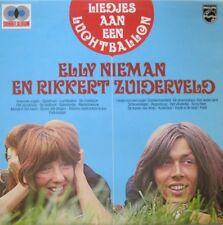 ELLY NIEMAN EN RIKKERT ZUIDERVELD - LIEDJES AAN EEN LUCHTBALLON  - 2 LP