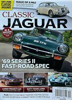 '69 SERIES II FAST-ROAD SPEC December 2020 CLASSIC JAGUAR Magazine / BRAND NEW