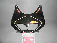 Brand New ORIGINALE APRILIA RS 50 1998 NERO ANTERIORE CARENATURA ap8239905 (CH)