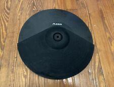 "Alesis 14"" Triple Zone Cymbal (2 Ports) DMPad DM10 MKII E-Drum Drums"