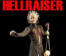 Movie Horror Hellraiser Genobite Pinhead 1/6 Vinyl Figure Model Kit
