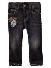 GAP Baby / Toddler Boy 12-18 Months NWT Junk Food / Marvel Batman Jeans Pants