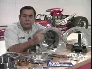 Building The HP Racing Chevy Powerglide Transmission / DVD Detailed Step-by-Step