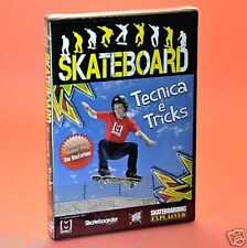 SKATEBOARD TECNICA E TRICKS DVD Skater Dan MacFarlane