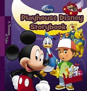 Playhouse Disney Storybook by Disney Book Publishing - 300 Page Hardcover