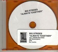 (BO126) Big Strides, Always Together - DJ DVD