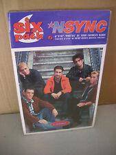 NSYNC 8x10 photo posters Justin Timberlake - NEW