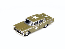 "HO US ARMY  FORD FAIRLANE  SEDAN STAFF CAR  1959 ""HO""  #30245"