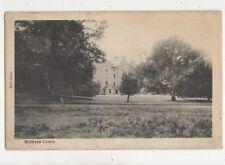 Methven Castle Perthshire Vintage Postcard 860a