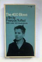 THE 400 BLOWS Movie Tie In Paperback Francois Truffaut 1969 PBO