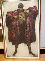"""Joseph's Coat"" Dean Meeker Framed Artist Proof Hand Signed Original 22"" x 36"""