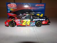 1/24 JEFF GORDON #24 DUPONT CLUB CAR COLOR CHROME  2005  ACTION NASCAR 1 OF 408