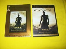 Gladiator Dvd With Academy Awards Slipcover Russell Crowe