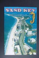 850) SAND KEY FLORIDA HOTELS CONDOS SHOPS BOATS BRIDGES RESTAURANTS BEACHES CARS