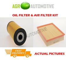 DIESEL SERVICE KIT OIL AIR FILTER FOR AUDI A4 1.9 116 BHP 1998-01