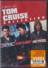 Tom Cruise Collection: 3-Movie Set (DVD, 2015, 3-Disc Set) BRAND NEW