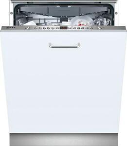 Neff S513K60X0E N50 Vollintegrierter Geschirrspüler, 60cm breit, 13 Maßgedecke,