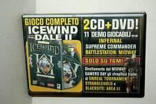 ICEWIND DALE II GIOCO USATO PC DVD VERSIONE ITALIANA GD1 47574