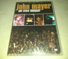John Mayer - Any Given Thursday DVD CONCERT