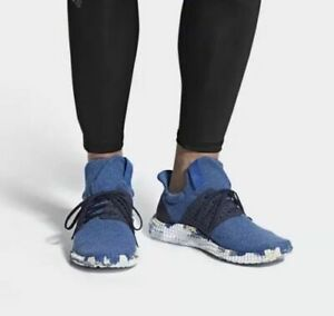 adidas Blue Synthetic Fitness & Running Shoes for Men for sale ...