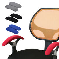 Elastic Spandex Decor Chair Cover Armrest Cover Home Seats Removable Office