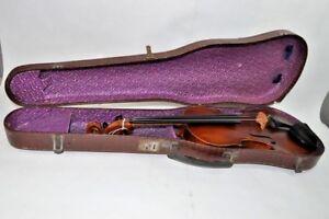 BERGER Joseph violon Modèle par JB RUGGERIE  vers 1920