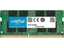 Crucial 8GB 260-Pin DDR4 SO-DIMM DDR4 3200 (PC4 25600) Laptop Memory Model CT8G4