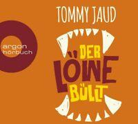 DER LÖWE BÜLLT - JAUD,TOMMY  5 CD NEW