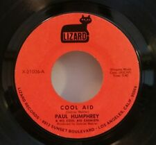 Paul Humphrey & His Cool Aid Chemists Lizard 21006 COOL AID /  PLAYS GREAT