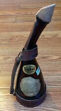 George Dickel Tennessee Whiskey Whisky Liquor Decanter Bottle Bar Decor