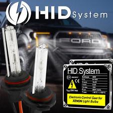 HID Xenon Headlight Conversion Kit Bulbs 35W H1 H3 H4 H7 H11 9004 9006 9007