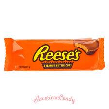 18 Reese's Peanut Butter Cups Erdnussbutterpralinen von Hershey Amerika