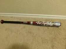 "New Rawlings Wicked Dark Red US8W2 27"" Alloy Baseball bat"