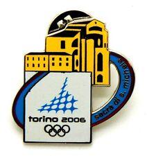 Pin Spilla Olimpiadi Torino 2006 - Monumenti Sacra S. Michele