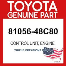 TOYOTA GENUINE 8105648C80 COMPUTER SUB-ASSY 81056-48C80