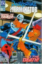 Deathstroke the Terminator # 4 (USA,1991)