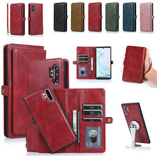Leather Wallet Card Slot Case Cover For Samsung Galaxy Note 8 Note 9 Note10 Plus