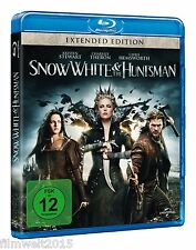 Snow White & the Huntsman (Extended Edi.)[Blu-ray](NEU & OVP) Kristen Stewart