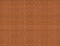HO Scale Brick Model Train Scenery Sheets –5 Seamless 8.5x11 Coverstock Dk Red