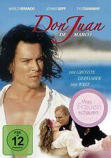Don Juan de Marco - Marlon Brando - Johnny Depp # DVD * OVP * NEU