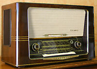 Röhrenradio Ersatzstoff für Nordmende, Telefunken Graetz Saba  50er 60er Jahre