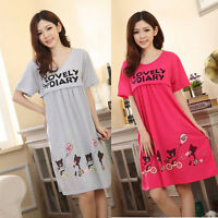 Pregnant Women Dresses Maternity Dress Lactation Nursing Clothes Casual Dresses