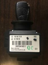MERCEDES BENZ A1695451508 EIS IGNITION SWITCH & KEY USED