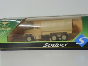 SOLIDO: art. 6005 camion Kaiser Jeep col. Sahara