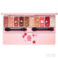 [ETUDE HOUSE] Play Color Eyes #Cherry Blossom 10g / 10 Colors Eye shadow pallet