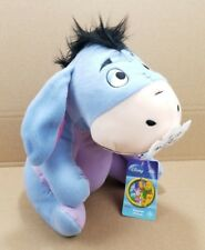 "Disney Seasons Of Winnie The Pooh Eeyore 11"" Plush Sega Christmas Winter - Nwt"