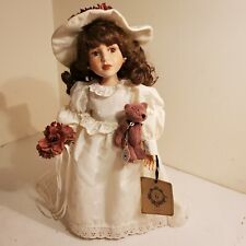 """Boyds Collection Yesterday's Child """"Emilee"""" Porcelain Doll"""
