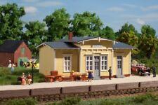 AUHAGEN 11449 KIT-h0 1:87 stazione ferroviaria norgens NUOVO IN SCATOLA ORIGINALE
