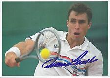 IVAN LENDL signed 5 x 7 photo TENNIS legend FREE SHIPPING